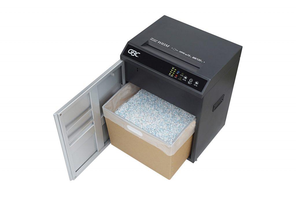 マイクロカットシュレッダ W03M(A3サイズ対応)